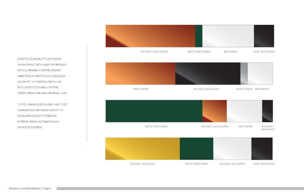 Color theory and exploration.
